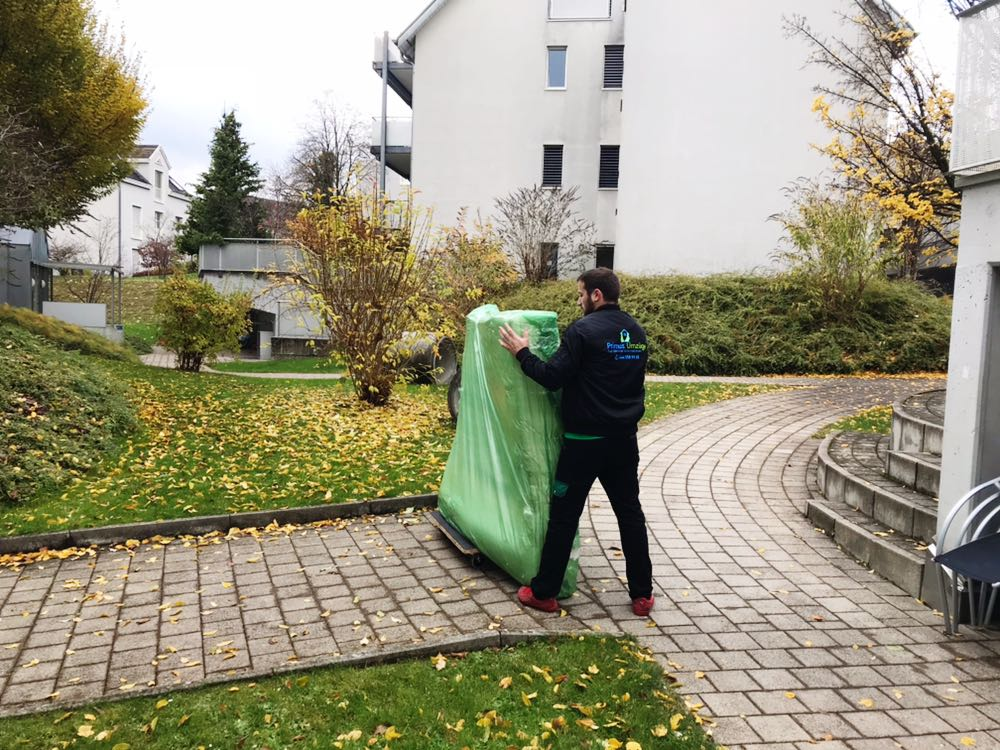 Umzugsfirma Erlenbach - Ihre Umzugsfirma Primus Umzüge GmbH